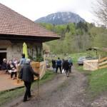 Visite groupes Chèvrerie des Tannes et Glacières